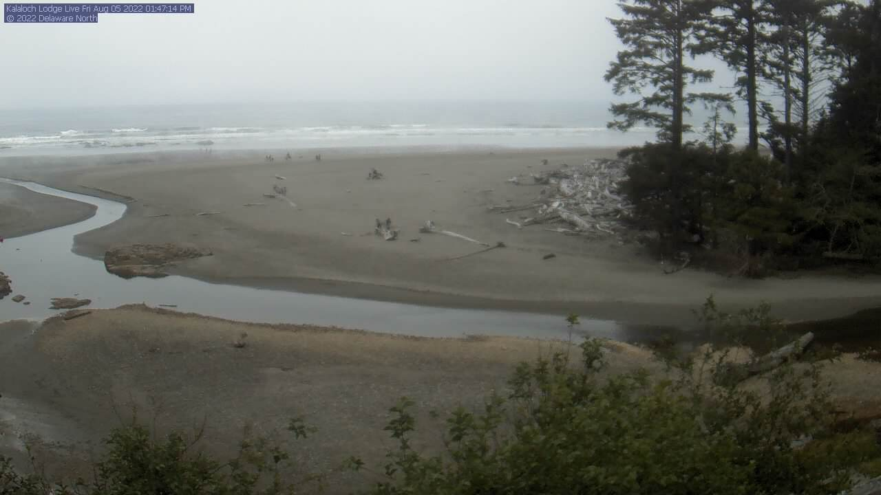 Kalaloch Lodge Cam