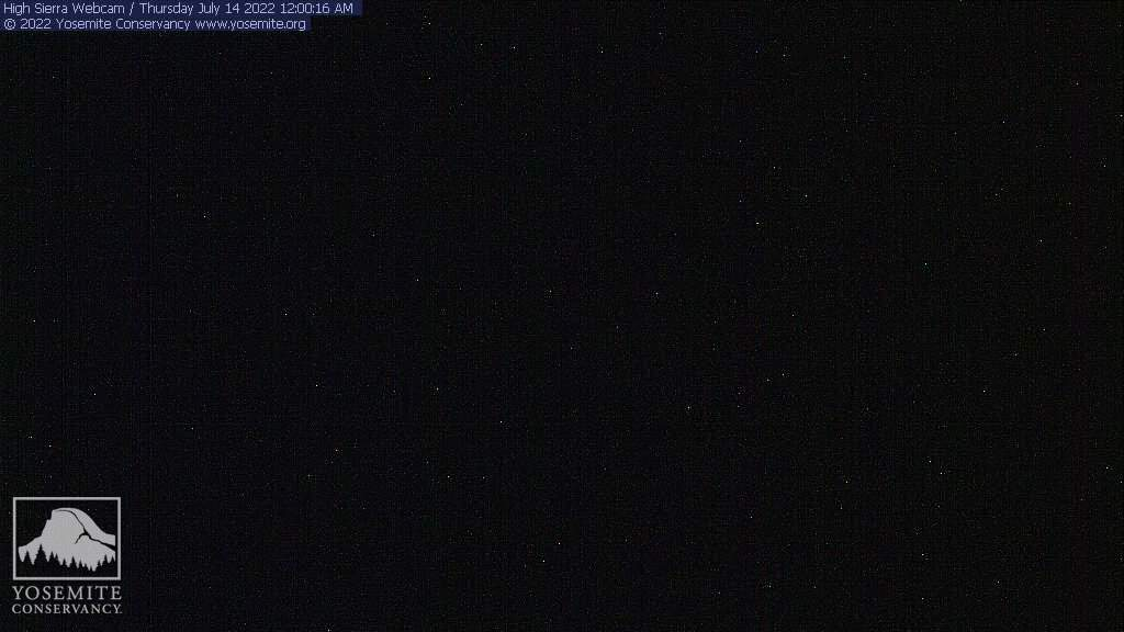 Webcam Yosemite Sentinel Dome - High Sierra California