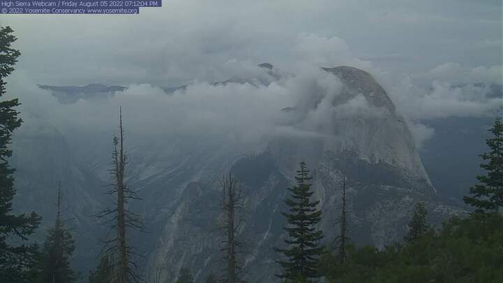 High Sierra Webcam Yosemite