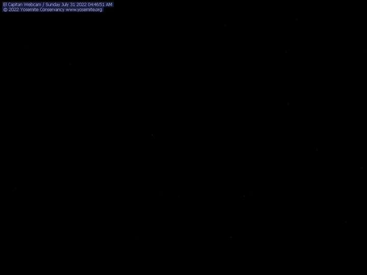 El Capitan Webcam